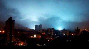 luces terremoto CDMX